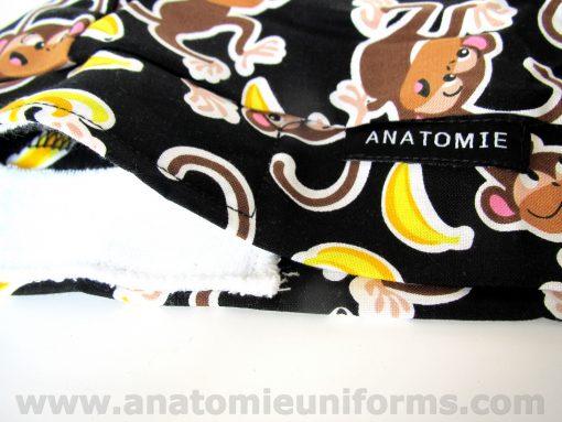 ANATOMIE BANDANA para Sanitarios Monos Platanos - 015d