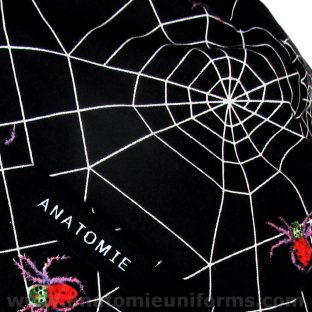 ANATOMIE BANDANA tissu Médecins Spiders - 012